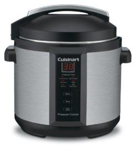 Cuisinart CPC-600 6 Quart 1000 Watt Electric Pressure Cooker (Stainless Steel) - top 5 pressure cooker reviews