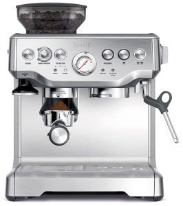 Breville BES870XL Barista Express Espresso Machine - small appliance buying guide
