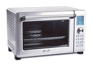Morning Star - Extra Large - Infrared (No Preheat Needed) + Convection Countertop Digital Toaster Oven, Stainless Steel, XL 12-slice