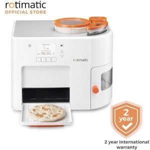 Rotimatic - Automatic Roti Maker Machine -Warranty